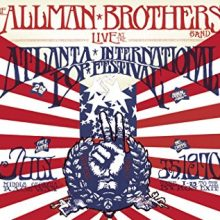 "The Allman Brothers Band – ""Live At The Atlanta International Pop Festival July 3 & 5, 1970"" (LP)"