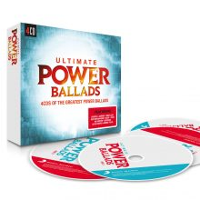 "Various – ""Ultimate… Power Ballads"""