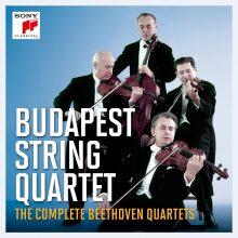 Budapest String Quartet – The Complete Beethoven Quartets