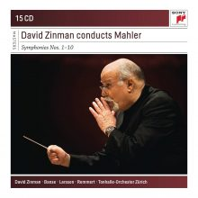 David Zinman Conducts Mahler