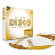 "Various – ""Ultimate… Disco"""