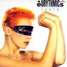 """Eurythmics – """"Touch"""" (LP)"""