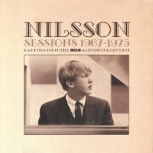 "Harry Nilsson  – ""Sessions 1967-1975 – Rarities From The RCA Albums Collection"" (LP)"