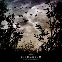 "Insomnium – ""One for Sorrow (Re-issue 2018)"" (LP)"