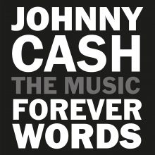 "Various – ""Johnny Cash: Forever Words"" (LP)"