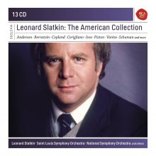 Leonard Slatkin – The American Collection