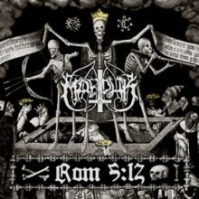"Marduk – ""Rom 5:12 (re-issue 2018)"" (LP)"