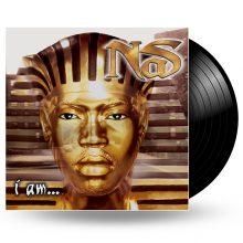 """Nas – """"I Am…."""" (LP)"""