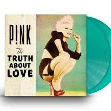 "P!nk – ""The Truth About Love"" (LP)"