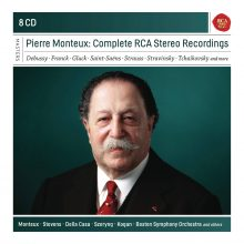 Pierre Monteux – The Complete RCA Stereo Recordings