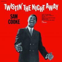 """Sam Cooke – """"Twistin' The Night Away"""" (LP)"""