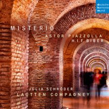Lautten Compagney – Misterio: Biber & Piazzolla