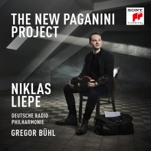 Niklas Liepe- The New Paganini Project (2CD)