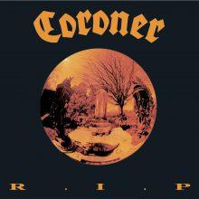 "Coroner – ""R.I.P."" (LP)"