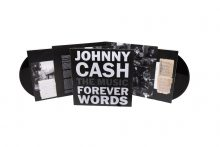 Johnny Cash: Forever Words – Cornell / Nelson / Costello i inni na jednej płycie