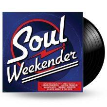 """Various – """"Soul Weekender"""" (LP)"""