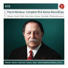 Pierre Monteux – Pierre Monteux – The Complete RCA Stereo Recordings