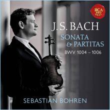Bach: Violin Sonata & Partitas
