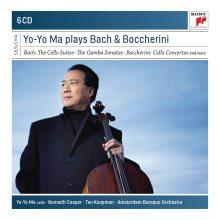 Yo-Yo Ma – Yo-Yo Ma Plays Bach & Boccherini