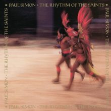 "Paul Simon – ""The Rhythm of the Saints"" (LP)"