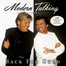 Back for Good – przełomowy album Modern Talking po raz pierwszy na winylu (premiera:20.07.2018)