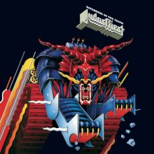 "Judas Priest – ""Defenders of the Faith"" (LP)"
