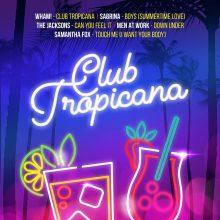 Club Tropicana: album z największymi przebojami lat 80-tych już 6 lipca