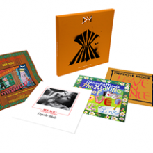"Depeche Mode – ""A Broken Frame – 12″ Singles Collection"" (LP)"