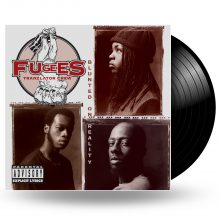 "Fugees – ""Blunted On Reality"" (LP)"