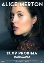 ALICE MERTON ponownie w Polsce! Koncert autorki przeboju 'No Roots' 13 września w Warszawie!