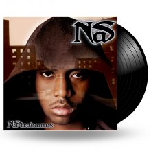 """Nas – """"Nastradamus"""" (LP)"""