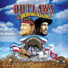 Various – Outlaws & Armadillos: Country's Roaring '70s Vol. 1