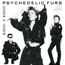"""The Psychedelic Furs – """"Midnight to Midnight"""" (LP)"""