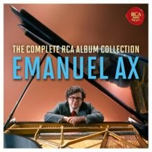 Emanuel Ax – The Complete RCA Album Collection