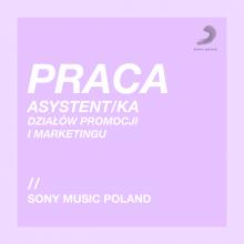 POSZUKIWANY! Asystent/ka działu Promocji i Marketingu Polskiego!