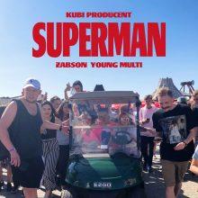 """Kubi Producent, Żabson i Young Multi w jednej produkcji. Posłuchaj """"Supermana"""""""