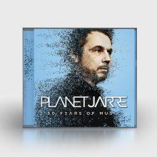 """Jean-Michel Jarre – """"Planet Jarre (Jewelcase)"""""""