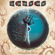 "Kansas – ""Point Of Know Return"" (LP)"