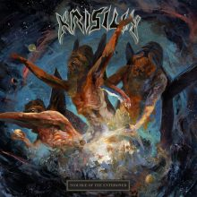 Krisiun – Scourge of The Enthroned