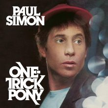 "Paul Simon – ""One Trick Pony"" (LP)"