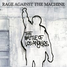 "Rage Against The Machine – ""The Battle Of Los Angeles"" (LP)"