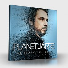 "Jean-Michel Jarre – ""Planet Jarre (Anniversary Super Deluxe Fan Edition) """