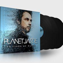 "Jean-Michel Jarre  ""Planet Jarre"" (LP)"