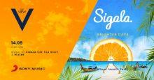 Sigala w Warszawie! Brighter Days – Album Release Party już 14 września w The View!