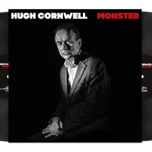 "Hugh Cornwell – ""Monster"" (LP)"