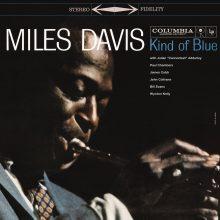 "Miles Davis – ""Kind of Blue (Colored vinyl)"" (LP)"