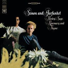 "Simon & Garfunkel  – ""Parsley, Sage, Rosemary And Thyme"" (LP)"