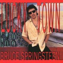 "Bruce Springsteen – ""Lucky Town"" (LP)"