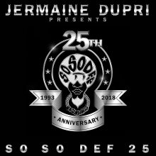 """Various – """"So So Def 25 (25th Anniversary Picture Disc)"""" (LP)"""