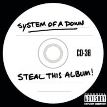 "System Of A Down – ""Steal This Album!"" (LP)"
